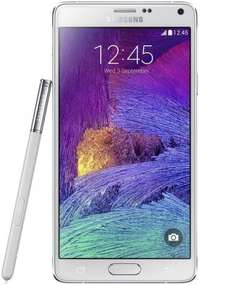Samsung Galaxy Note 4 weiß + 214€ in Superpunkten für 700 € - idealo: 665€