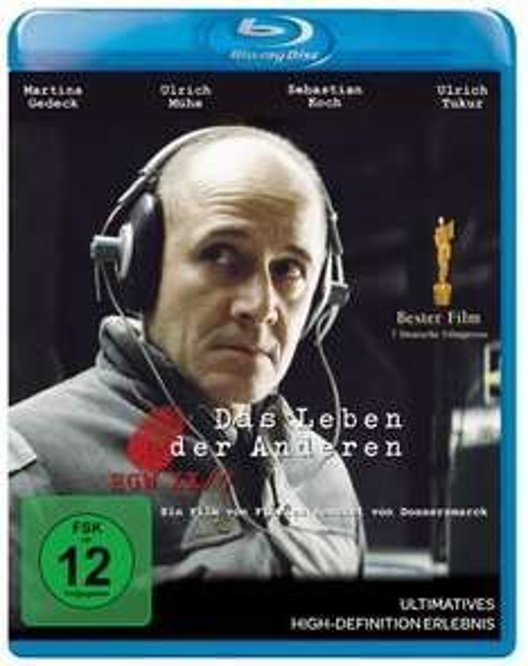 [Amazon.de] Das Leben der Anderen [Blu-ray]  imdb 8,5 / 10