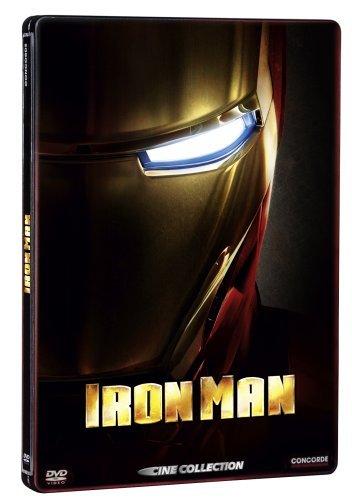 """""""Iron Man"""" Steelbook [DVD] wie neu für 1,23€ @Amazon WHD"""