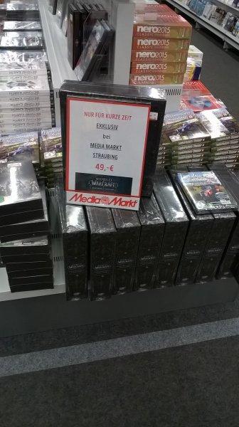 WoW Warlords of Draenor Collector's Edition(Nur im MediaMarkt Straubing)