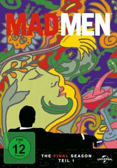 Mad Men - The Final Season, Teil 1 [3 DVDs] Blitzangebot - 35% 13,97 PRIME