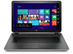 "17"" HP Pavlion 17 Notebook Quadcore  für 339€"