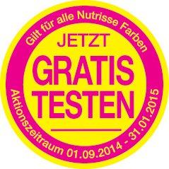 Garnier Nutrisse Haarfarbe gratis testen