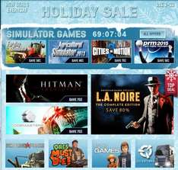 Gamersgate Sale