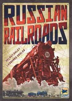 [ToysRus und edit: Amazon] Russian Railroads (27.99€) und Istanbul (19.99€)