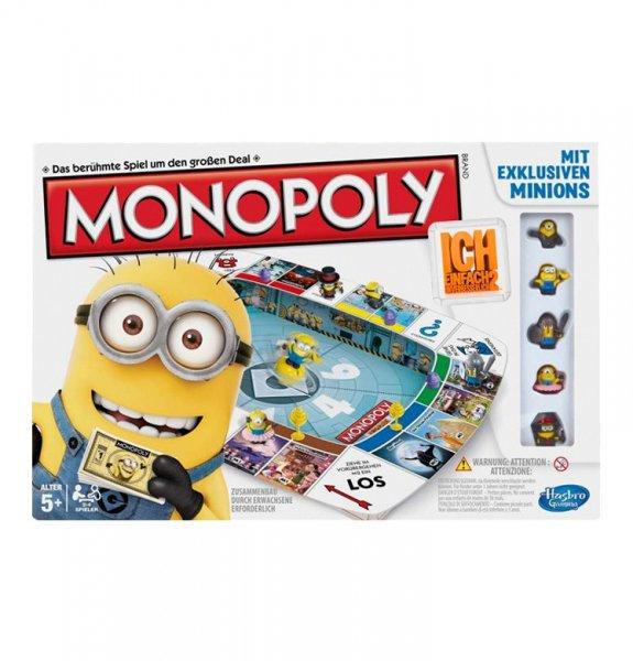 Monopoly - Ich einfach unverbesserlich 2 - von Hasbro @Galeria-Kaufhof
