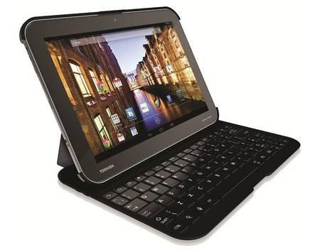 Toshiba Excite Pro 16 GB + Tastatur-Cover