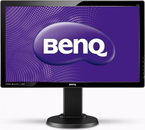 "BenQ GL2450HT EEK B (24"") 1920 x 1080 Full HD höhenverstellbarer LED Monitor zum aktuellen Tiefstpreis"