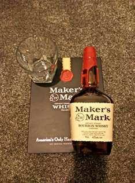 [offline real] Maker's Mark - Geschenkset mit Tumbler
