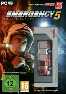 Emergency 5 Deluxe Edition für 37€ @Amazon (idealo: 52€)