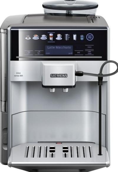 Siemens EQ6 300 Kaffeevollautomat