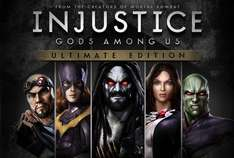 [STEAM] Injustice: Gods Among Us Ultimate Edition (75%)