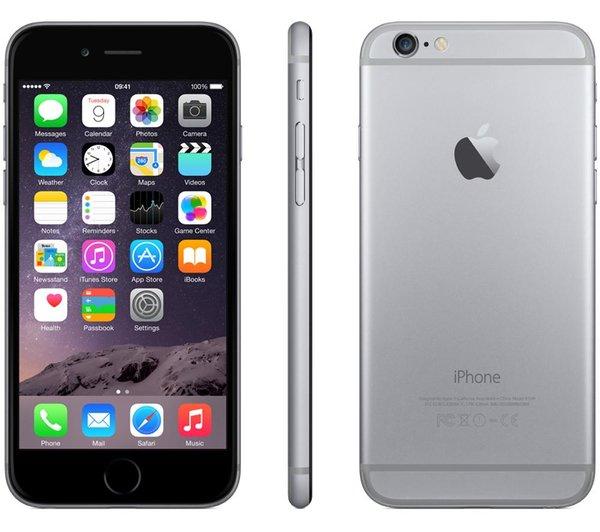 [eBay] Neues & versiegeltes iPhone 6 128 GB Spacegrau Vodafone Simlock auf Lager zum Bestpreis