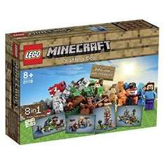LEGO 21116 Minecraft: Crafting-Box @mytoys