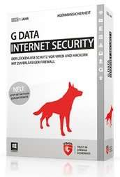 G-DATA Internet Security Downloadversion 12 Monatslizenz für 7,90€ BESTPREIS