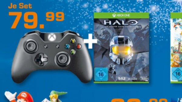 Xbox + halo für 79,99 [Lokal?] München]