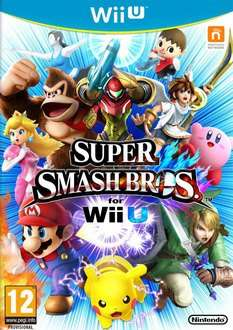 Super Smash Bros. Wii U für 41,52€ @thegamecollection via rakuten.co.uk mit Gutschein GIFT40