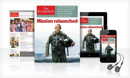 Economist Digital-Jahresabo für knapp 52 Euro
