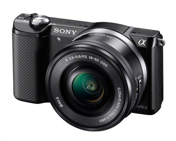 20% Rabatt auf ausgewählte Sony Alpha (+ gratis Sandisk SDHC 32GB - idealo = 18.20€) bei notebooks-billiger