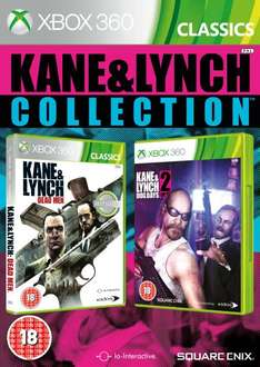 Kane & Lynch Collection (Xbox 360) für 6,45€ @Zavvi.com