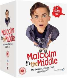 Zavvi: Malcolm in the Middle Complete Box-Set