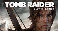 [Steam]  Tomb Raider Survival Edition  @ Game.co.uk