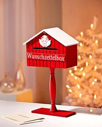 Wunschzettelbox für 4,99€ inkl. Versand @Weltbild
