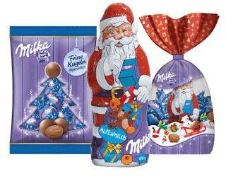 [NORMA] Kostenlos Milka Weihnachtsmann Angebot + Scondoo