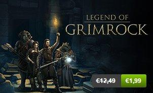 [HumbleStore]Legend of Grimrock für 1,99€