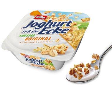 [Offline] Netto: Joghurt mit der Ecke, Auch bei Lidl