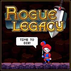 Rogue Legacy zum Bestpreis von 1,99€ @ Humble Store Winter Sale