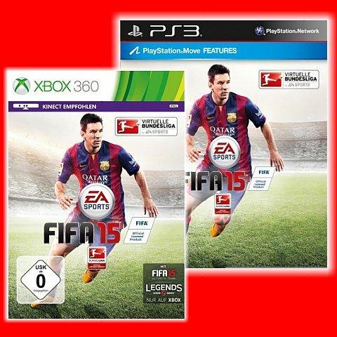 [PS3 / XBox 360] FIFA15 für 40,- € @Müller (Filiale)