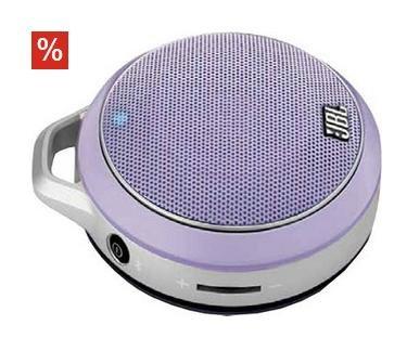 JBL Micro Wireless Lautsprecher W (lila/lavendel) für 12€ nur für OTTO Neukunden