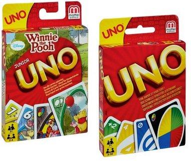 [Lidl ab 15.12.] UNO und UNO Junior Kartenspiel