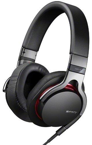 (Amazon.de Blitzangebot) Sony MDR-1RB Kopfhörer mit Mikrofonkabel für Apple iPod/iPhone/iPad schwarz für 119€