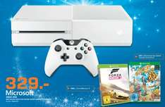 (Lokal Saturn Pforzheim) Xbox One weiß + Sunset Overdrive + Forza Horizon 2