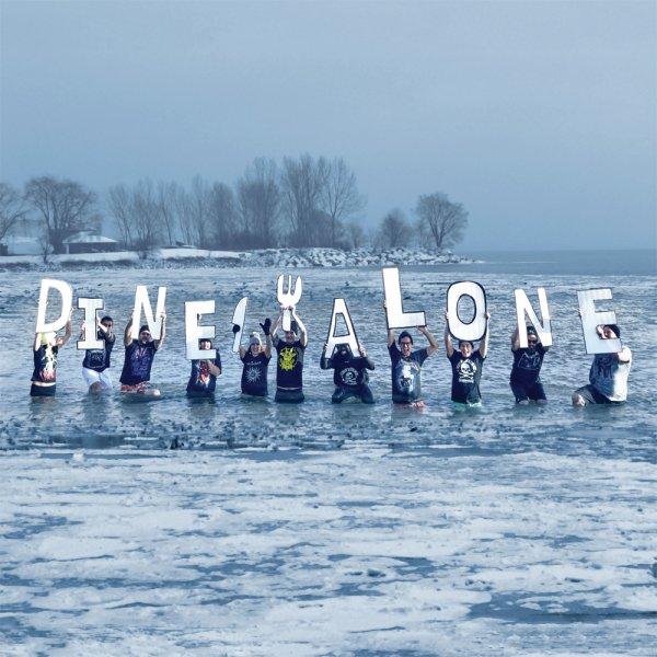 [Free MP3 Sampler] Dine Alone Records 2014 Winter Sampler