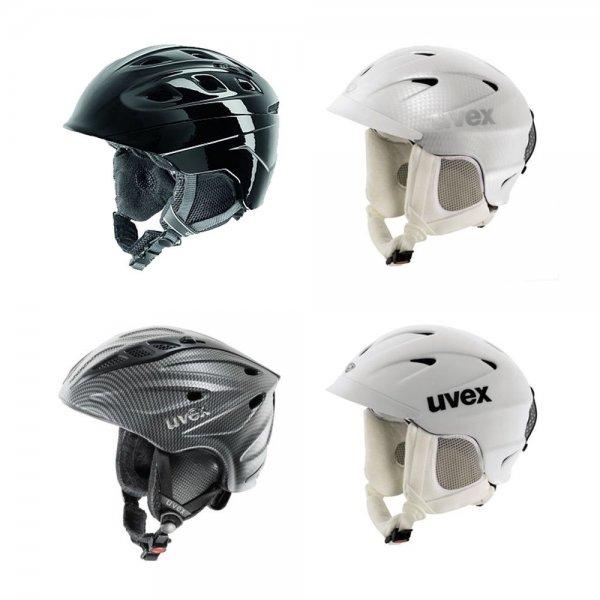 Uvex Ski Helm Snowboardhelm Winter Skihelm Snow Board - Größenverstellbare Helme für 29,95€