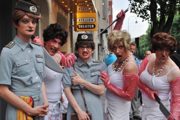 Köln: Januar 2015 - viele gratis Comedy Veranstaltungen im WirtzHaus ( Ateliertheater)