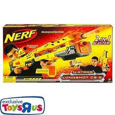 NERF - N-Strike Long Shot CS6