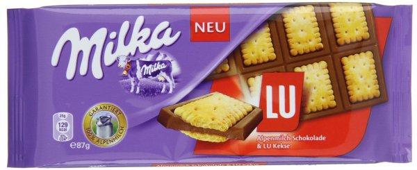 [THOMAS PHILIPPS] KW51: 10x Milka LU Kekse für 0,40€/Tafel 19.12+20.12.