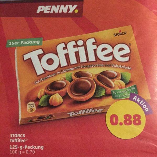 0,88€ Toffifee 125g Packung [Penny] 19.12-20.12