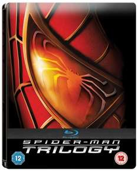 Spiderman Trilogie Steelbook (Blu-Ray) für 11,69 € @wowhd.de