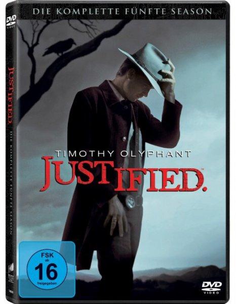 (Cede.de) (DVD) Justified Staffel 5