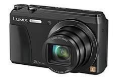 Panasonic Lumix DMC-TZ55 Digitalkamera schwarz 16 MP, 20x opt Zoom für 143 Euro @amazon UK ( Idealo ab 179 Euro )