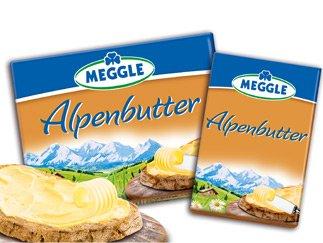 Meggle AlpenButter für nur 99cent [@ LIDL] - Sa 20.12.