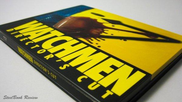 [Amazon.com] Watchmen -  Director's Cut - 2-Disc-Steelbook [Blu-Ray] 13,22€ | kein Deutsch