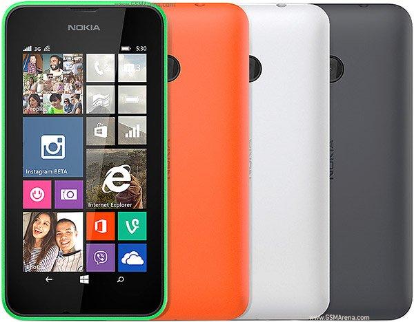 [Media Markt Friedrichshafen] Nokia Lumia 530 DualSim für 69 €