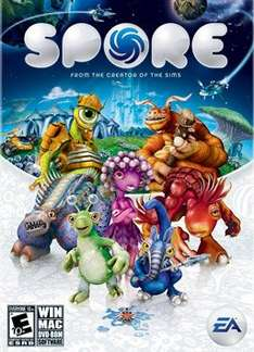SPORE™ Complete Pack  (STEAM) 6,49 € statt 25,97 -75%