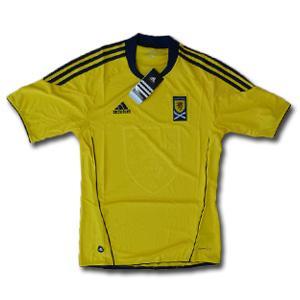 Schottland Trikot Away 2010/2011  21,00 Euro inkl. Versand